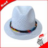 Papel sombrero Fedora Sombrero de Paja Sol Hat