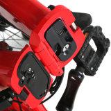 Plegado rápido Mxus bicicleta motorizada 36 V250W Unidad trasera