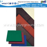 Playground piso de borracha Mat sobre Stock (HD-21202)