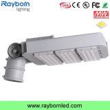 5 anos de garantia 200W 300W luz de rua LED para Estacionamento