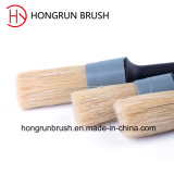円形の純粋な剛毛の絵筆(HYR002)