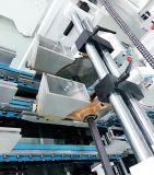 Palomitas de maíz, caja de papel que hace la máquina con 3 puntos de pegamento (GK-650CB)