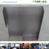 Präzisions-Qualität TIG-Schweißens-Teile mit StahlMetrial