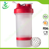 450ml Prostak, Protein Blender Shaker Bottle con Ball (BB450)