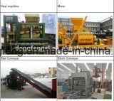 Qt6-15 건물 벽돌 만들기 기계 생산 라인