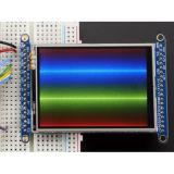 Un'affissione a cristalli liquidi di piccola dimensione TFT da 2.8 pollici con lo schermo attivabile al tatto
