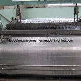 Engranzamento de fio do Weave liso de aço inoxidável AISI304