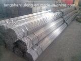 Ronda cuerpo hueco del tubo de acero galvanizado en caliente Precio