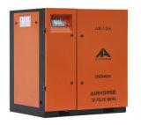 Compresseur d'air mû par courroie de vis de qualité d'Airhorse 15HP à faible bruit