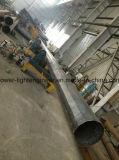 Stahl sich verjüngender Röhrenpole