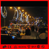 2D LED Pool Motif Christmas Decorations Street Light