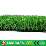 A grama artificial do parque bonito do Short do verde da mola, jardina verde que ajardina a grama artificial