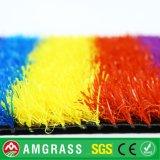 Pudê sintético artificial sintético colorido