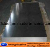 Feuille galvanisée de plaque en acier d'IMMERSION chaude