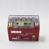 Haute batterie exempte d'entretien de moto de Mf 12n6.5-3b d'écran LCD de performance