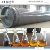 Medizinischer Abfall, der die Maschine erhält Pyrolyse-Öl aufbereitet