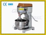 mezclador planetario de la torta del alimento del pan de 5L 7L 10L 15L 25L 35L 45L 55L 65L