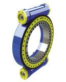 移動可能なガントリークレーンSD17のための対のワームの回転駆動機構
