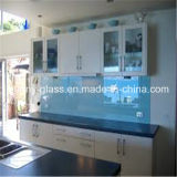 Abgetöntes Toughened Painted Glass für Splashback Panel