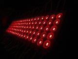 Baugruppe der 5 LED-Einspritzung-wasserdichte Einspritzung-LED des im Freienzeichens