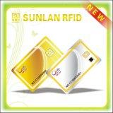 Contrôle d'accès PVC IC Sle4428 Contact Smart Card