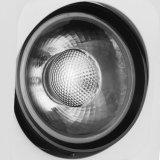 LED 천장 램프에 의하여 중단되는 LED 램프 아래로 LED 램프 15W