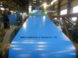 Dx51d Z30-Z60 0.15mm-2.0mm 색깔은 물결 모양 루핑 Prepainted 직류 전기를 통한 강철 코일 장 공장을 입혔다