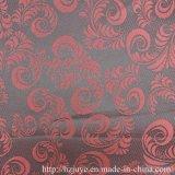 Tela de la guarnición del telar jacquar del poliester para la ropa de la manera (JVP 6351A)