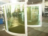Fornitore professionale della finestra di scivolamento curva UPVC (BHP-SWA06)