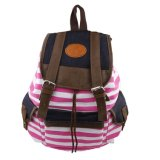 Crazy Shopping 2014 New Korean Candy Color Nylon Backpack School Bag