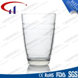 350ml Super White Soda Lime Glass Beer Mug (CHM8001)