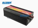 Suoer Power Inverter 3000W Energía Solar Inverter de CC a CA 12V 220V inversor con el CE y RoHS (HDA-3000A)