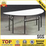 Heißer Verkaufs-faltender Halbrund-runder Tisch