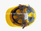 단단한 헬멧을 채광하는 모자 턱끈 Idustrial를 가진 아BS 안전 헬멧