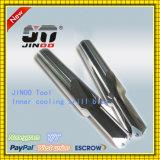 Morceau de foret à rendement élevé de carbure solide pour l'aluminium