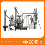 Venda quente na máquina de trituração comercial do arroz de Nigéria