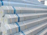 Tubo de acero inconsútil galvanizado ASTM del tubo de acero de ERW
