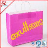 Machine automatique de décisions kraft brun Aurora Shoppers sacs-cadeaux des sacs de magasinage avec poignée