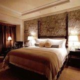 Meubles de chambre à coucher à usage professionnel de Walunt Veneer (SKB22)
