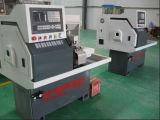 Pequenas Tornos CNC para o metal de bancada CK0640A