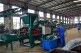 Konkreter hohler Block der Straßenbetoniermaschine-Qt4-20, der Maschinen-Ziegeleimaschine herstellt