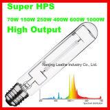 l'orticoltura doppia di spettro 600W coltiva la lampada