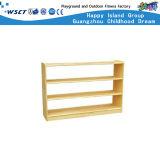 Gabinete de armazenamento para crianças de madeira Móveis de jardim de infância (M11-08608)