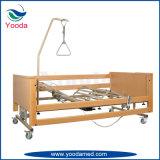 Кровать ухода электрического стационара 5 функций медицинская