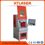 O laser 20W 30W 50W da fibra encerrou inteiramente a máquina da marcação do laser com protege a tampa