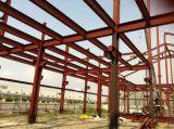Almacén prefabricado ligero de la estructura de acero en descuento