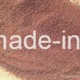 Waterjet 절단 및 모래 분사를 위한 거친 석류석 모래
