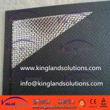 (KL1001) Folha de juntas de reforço não reforçado com amianto