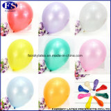 """12 """"真珠の乳液党気球"""