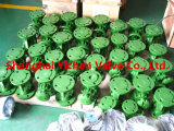 Gummi gezeichneter y-Typ Membranventil (YG41)